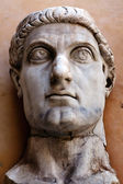 Colossus of Constantine — Stock Photo