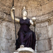 Statue of Goddess Rome — Stock Photo #12987206