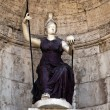 Statue of Goddess Rome — Stock Photo