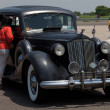 Stock fotografie: 1937 Packard Super Eight