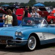 Chevrolet Corvette — Stock Photo