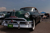 1953 Pontiac Chieftain Catalina — Stock Photo