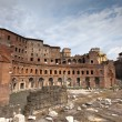Trajan's Markets in Rome, Italy — Stock Photo