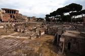 古代ローマの遺跡 — ストック写真
