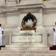 Tomb of the Unknown Soldier in Rome, Italy — Stock Photo