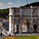Постер, плакат: Triumphal Arch of Constantine