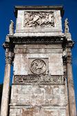 Arco triunfal de Constantino — Foto de Stock