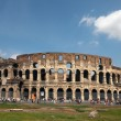 Coliseum in Rome, Italy — Foto Stock