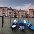 Venetian gondolas — Stock Photo #13342847
