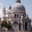 Santa Maria della Salute in Venice, Italy — Stock Photo