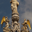 Foto de Stock  : St Mark and Angels