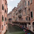 Stock Photo: Side street in Venice, Italy