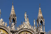 Basilica San Marco in Venice, Italy — Stock Photo