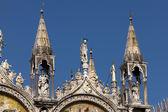 Basílica san marco em veneza, itália — Foto Stock