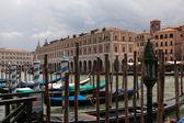 Venetian palazzos — Stock Photo