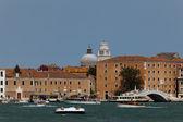 Venezianische palazzi — Stockfoto