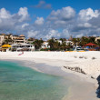 Playa Del Carmen beach in Mexico — Stock Photo #13441090