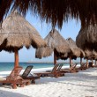 Playa Del Carmen beach in Mexico — Stock Photo #13441101