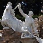 Triton statue — Stock Photo #13504603