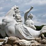 Triton statue — Stock Photo #13504609