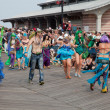 Coney Island Mermaid Parade — Stock Photo