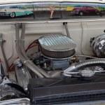 ������, ������: 1956 Mercury Montclair Sport Engine