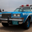 Постер, плакат: Plymouth police car