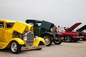 Vintage Car Show in Brooklyn — Stock Photo