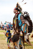 Native American Festival — Stock Photo