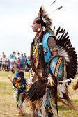 Native American Festival — Stock Photo