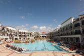 Playa del carmen roal hotel — Stockfoto