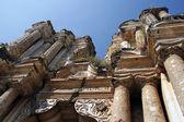 Iglesia église de el carmen à antigua — Photo