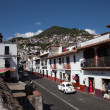 City of Taxco  located in the Mexican state of Guerrero — Foto Stock