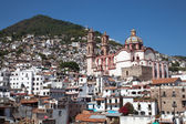 City of Taxco located in the Mexican state of Guerrero — Stock Photo