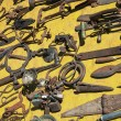 Stock Photo: Scrap iron