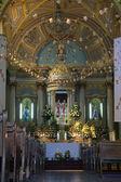 カトリック教会の内部 — ストック写真