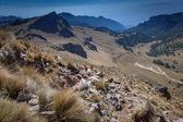 Hiking Iztaccihuatl in Mexico — Stock Photo