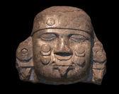 Head of Coyolxauhqui — Stock Photo
