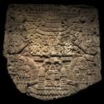 Tlaltecuhtli, the Aztec Earth diety — Stock Photo