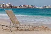 Plage de Cancun au Mexique — Photo