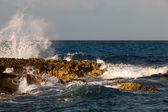 Crushing Wave — Stock Photo