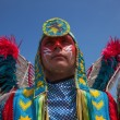 Powwow Native American Festival — Stock Photo
