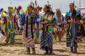 Native american festival de pow-wow — Photo