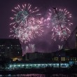 Macy's Fourth of July Fireworks in New York City — Stock Photo #27838833