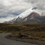 Cotopaxi Volcano — Stock Photo