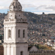 Santo Domingo Church in Quito, Ecuador — ストック写真
