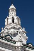 Metropolitan kathedraal van quito, ecuador — Stockfoto