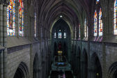 Basilica of the National Vow in Quito, Ecuador — Stock Photo