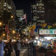 Christmas time in midtown Manhattan — Stockfoto #37946677