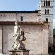 The 16th century fountain with a statue of Andrea Doria as Neptune — Stock Photo #51262507